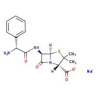 Ampicillin Sodium [014-23302] - 69-52-3