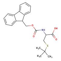 Fmoc-Cys(tBu)-OH [4003574.0100] - 67436-13-9