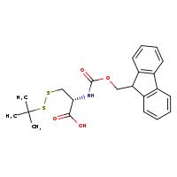 Fmoc-Cys(StBu)-OH [4007445.0100] - 73724-43-3
