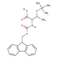Fmoc-Thr(tBu)-OH [4096755.0025] - 71989-35-0