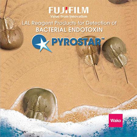 Limulus Amebocyte Lysate (LAL) PYROSTAR ES-F MULTI KIT (5.2ML), 0.125 EU/ML [544-10121]