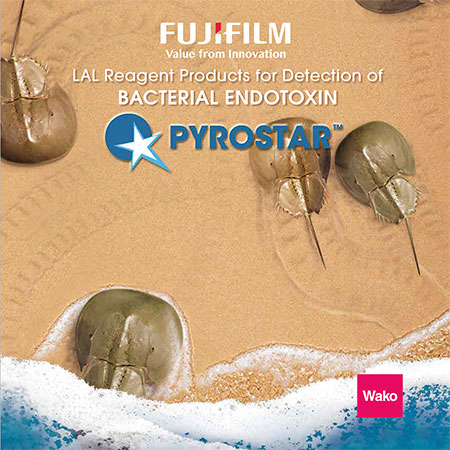 Novachem Limulus Amebocyte Lysate (LAL) PYROSTAR™ ES-F SINGLE TEST KIT 0.25EU/mL 544-10361