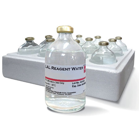 Novachem Limulus Amebocyte Lysate (LAL) Lysate Reagent Water, 125ml 546-10321