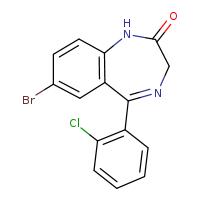Phenazepam [9000849-10MG] - 51753-57-2