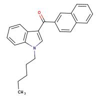 JWH 018 2'-naphthyl isomer [9001004-1MG] - 1131605-25-8