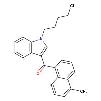 JWH 122 5-methylnaphthyl isomer [9001034-1MG] - 1391052-02-0