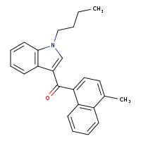 JWH 073 4-methylnaphthyl analog [9001076-1MG] - 1354631-21-2