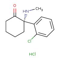 (S)-Ketamine (hydrochloride) [9001961-5MG] - 33643-47-9