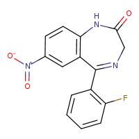 N-Desmethylflunitrazepam [9002548-1MG] - 2558-30-7