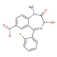 3-hydroxy Flunitrazepam [9002549-1MG] - 67739-71-3