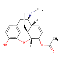 Novachem 6-Acetylmorphine A-009-1ML 2784-73-8