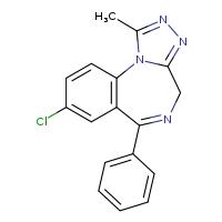 Novachem Alprazolam A-903-1ML 28981-97-7