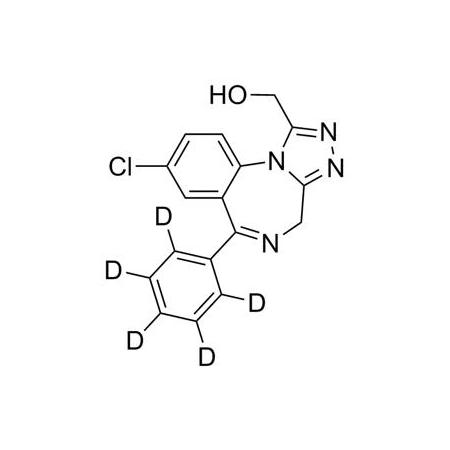 Novachem a-Hydroxyalprazolam-D5 A-908-1ML 136765-24-7