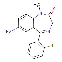 Novachem 7-Aminoflunitrazepam A-911-1ML 34084-50-9