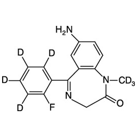 Novachem 7-Aminoflunitrazepam-D7 A-921-1ML 879894-27-6