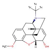 Novachem Codeine-D3 C-007-1ML 70420-71-2