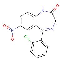 Novachem Clonazepam C-907-1ML 1622-61-3