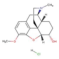 Novachem Dihydrocodeine hydrochloride D-019-1ML 36418-29-8