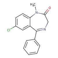 Novachem Diazepam D-907-1ML 439-14-5