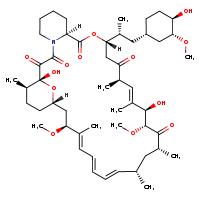Sirolimus (Rapamycin) [DRE-C16970700] - 53123-88-9