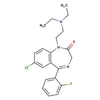 Novachem Flurazepam F-003-1ML 17617-23-1