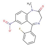 Novachem Flunitrazepam F-907-1ML 1622-62-4