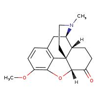 Novachem Hydrocodone H-003-1ML 125-29-1