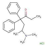 (±)-Methadone (hydrochloride) [ISO00145-10MG] - 1095-90-5