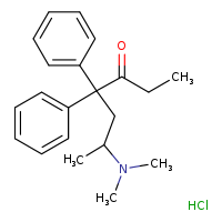 (±)-Methadone (hydrochloride) [ISO00145-1MG] - 1095-90-5