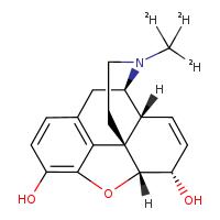 Novachem Morphine-D3 M-003-1ML 67293-88-3