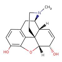 Novachem Morphine M-005-1ML 57-27-2