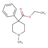 Novachem Meperidine (Pethidine) M-035-1ML 57-42-1