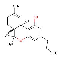 Novachem Tetrahydrocannabivarin (THCV) T-094-1ML 31262-37-0