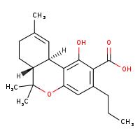 Novachem Tetrahydrocannabivarinic Acid (THCVA) T-111-1ML 39986-26-0