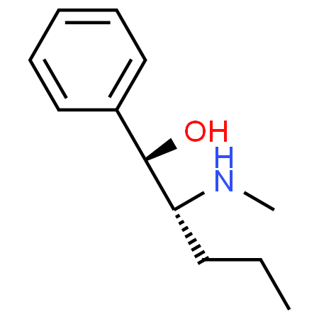 Pentedrone metabolite (hydrochloride) ((±)-Pseudoephedrine stereochemistry) [9001435-1MG]