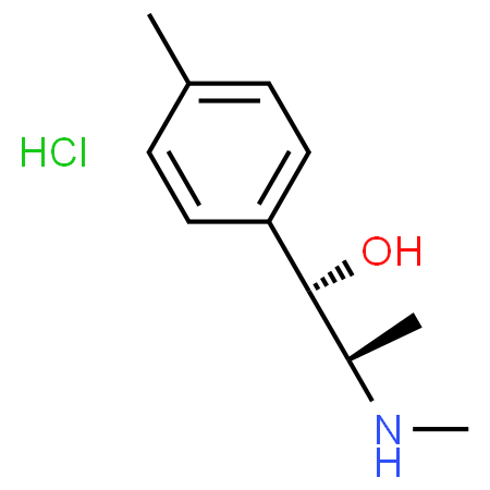 Mephedrone metabolite (hydrochloride) ((±)-Pseudoephedrine stereochemistry) [9001434-1MG]